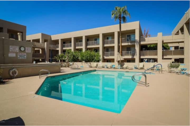 Condo in Heart of Scottsdale