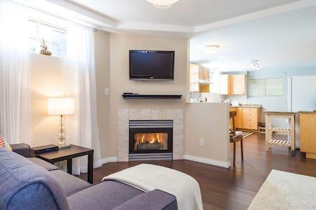 Beautiful 2 bedroom - clean open concept ! - New Westminster