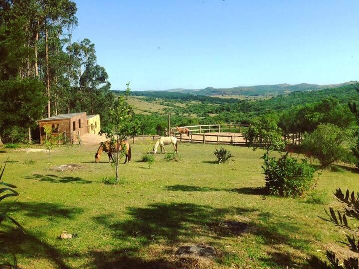 Villa Edén, naturaleza y tranquilidad ,unica vista