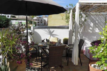 Traumterrassenwohnung in Super Lage - Palma - Bed & Breakfast