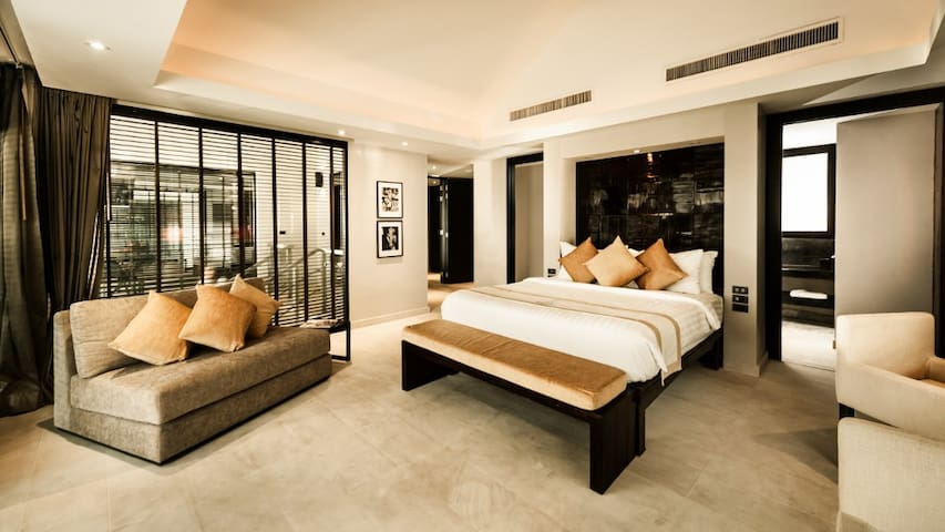 Terrific 2-Bedroom Suite in Samui!