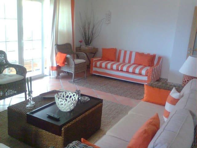 Apartamento T1 r/c Ria Formosa - Cabanas - Apartment