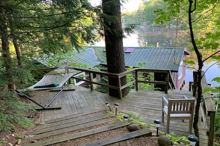 Unique Waterside Cottage - White Mountains, NH