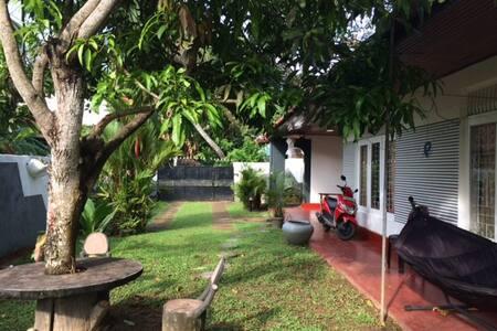 Modern room near Meddawatha Beach! - Talo