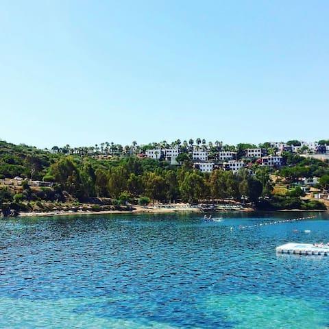 Güneş, Deniz, Plaj ve Tatil - mugla/bodrum - Dům