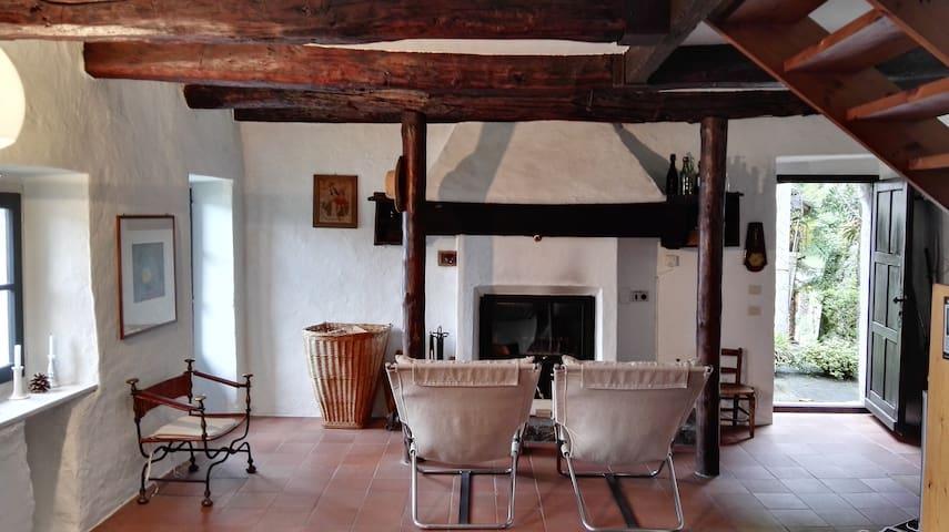 Rustico mit traumhafter Aussicht - San Bartolomeo - Loft