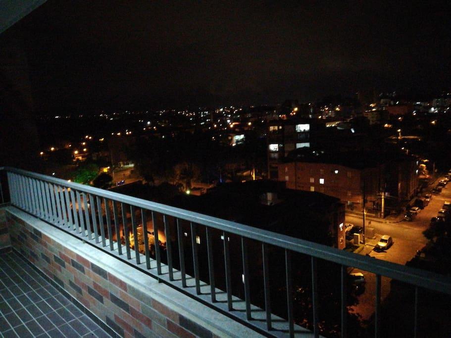 Vista de Rionegro