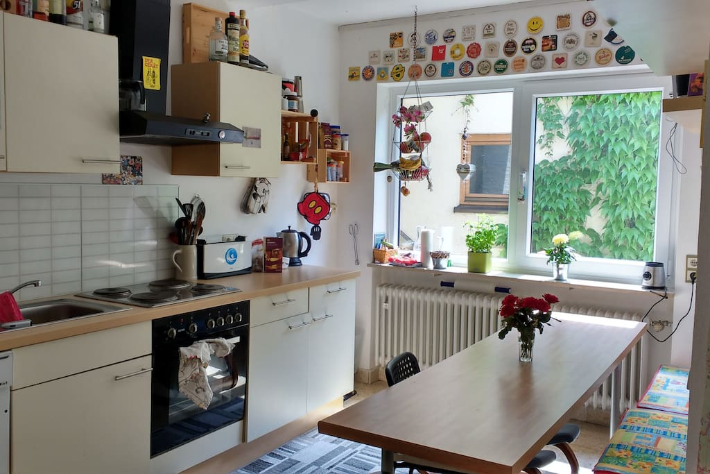 Die Küche / the kitchen