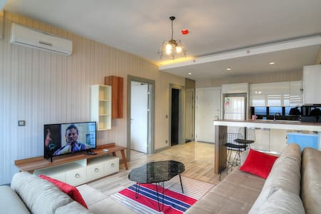 Premium furnished residence, Avcılar -1 bedroom