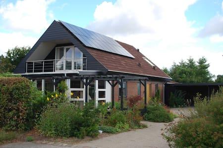 Billund Sønderkær ligger i et roligt villakvarter. - Billund - 公寓