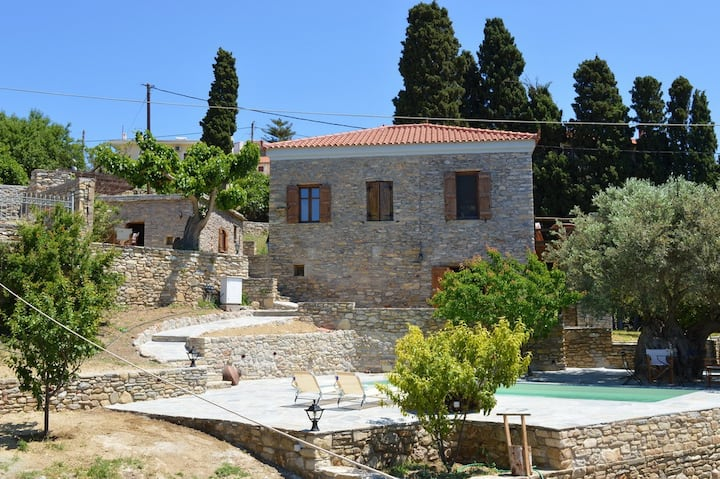 Traditional CountryHouse with pool-House of Prince