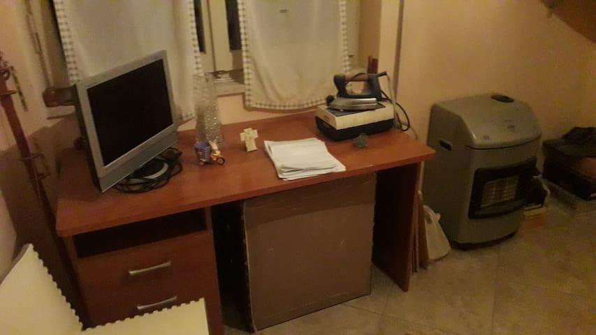Affitto stanza personale con uso di tutto la casa