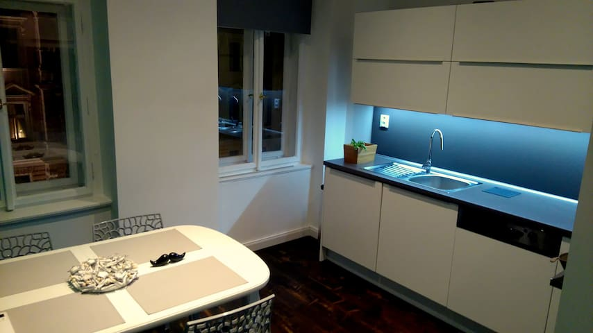 Shared kitchen - fully available