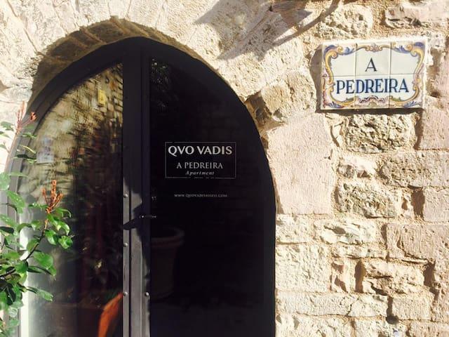 "QVO VADIS ""A Pedreira"" - Il centro di Assisi - อัสซีซี - บ้าน"