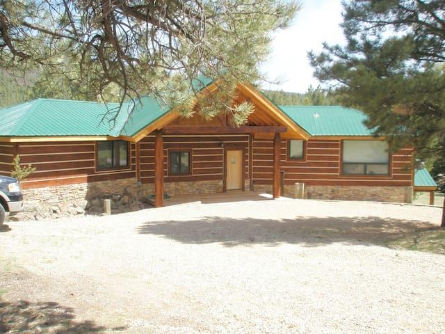 Elk Tooth Lodge - Angel Fire - Hus