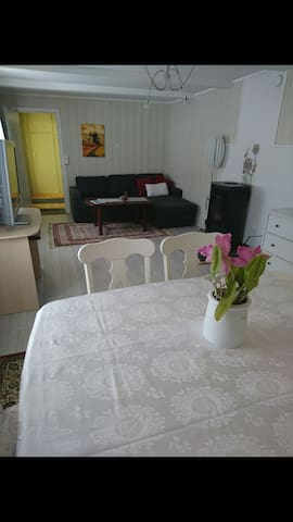 Nice apartment,for 2 or 3 ppl - Tromsø - Appartamento
