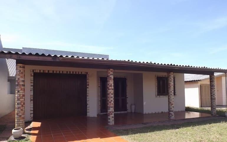 Casa 3 dormitórios, Marisul - Imbé