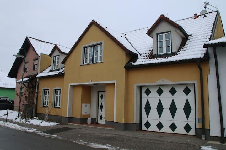 Charmantes weinviertler Haus nahe bei Wien
