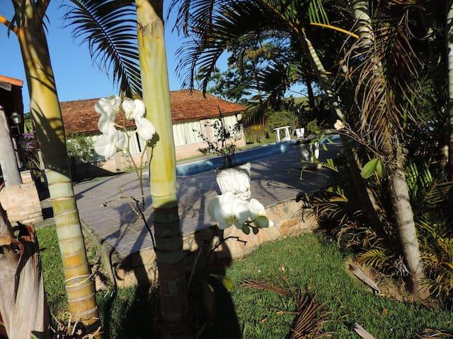 Linda casa de campo - Caçapava