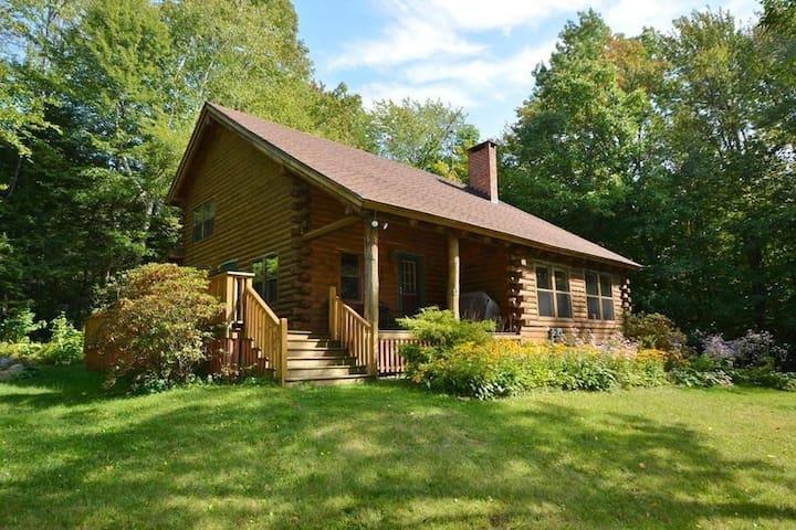 Cabin in the Berkshires