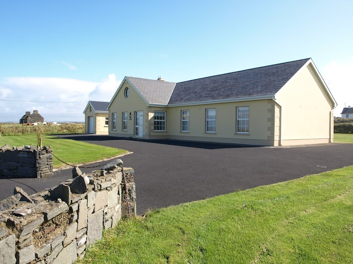 Beachside home in Doonbeg, Co. Clare !