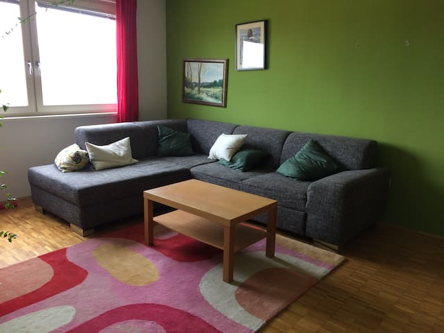 Colour inspired apartment - Maribor