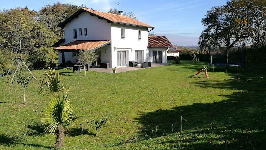 Maison contemporaine au calme à 15min des plages - Lahonce - Dom