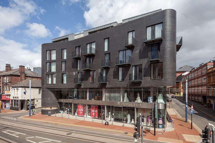 City Centre Luxury Two Bed Apartment Sinclair