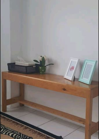 NEAT AND CLEAN FLAT IN NORTH JAKARTA with wifi