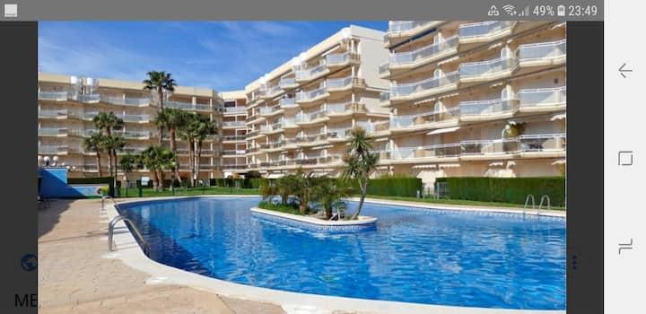 Magnifico apartamento a 50 metros de la playa