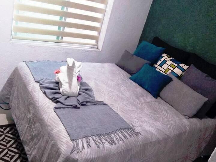 Habitación privada/Armonía & Descanso