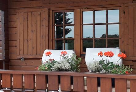 Ab 15.5.20 !!! Nostalgische Holzhütte für  Zwei