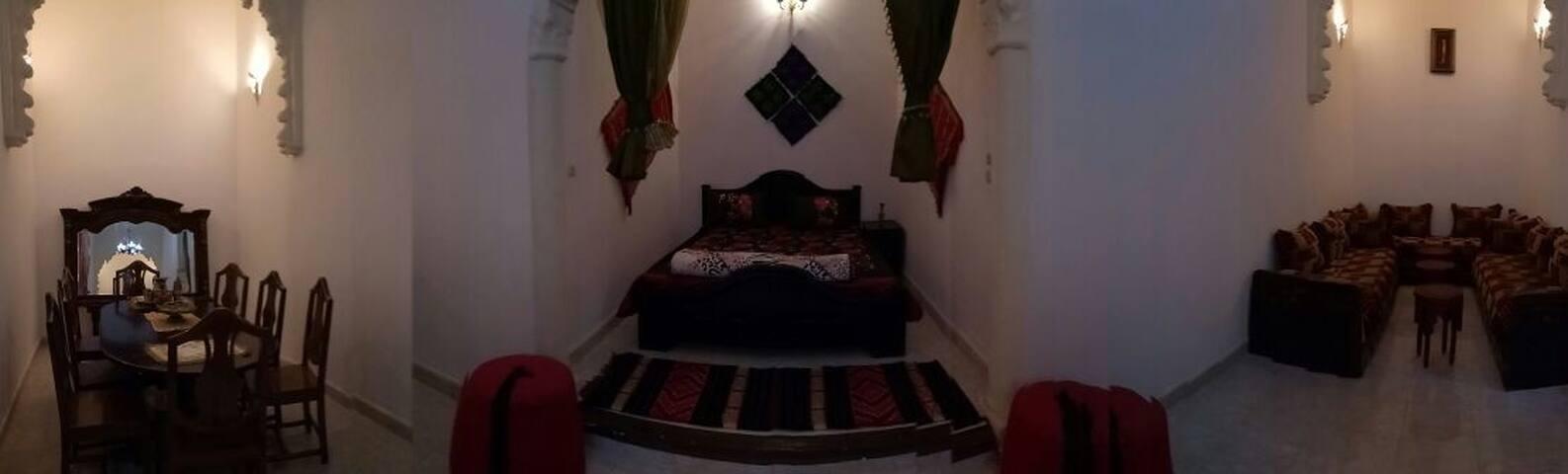 ROYAL ROOM in Riad Dar Tsouli