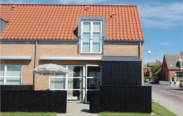 Terraced house with 2 bedrooms on 74m² in Tranekær