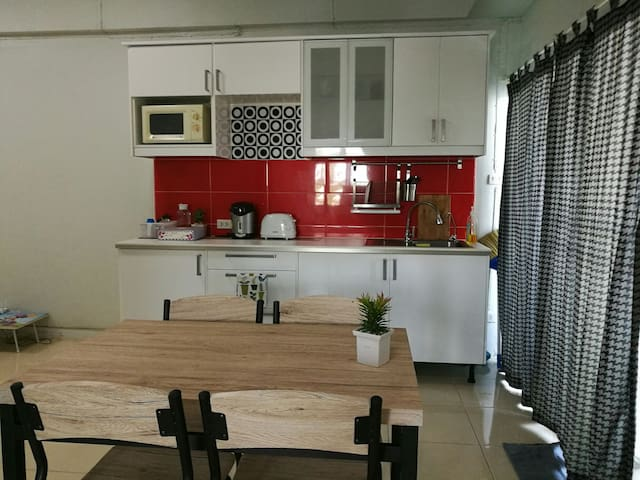 YES! Condo big space for  4 people - Nonthaburi - Apartment