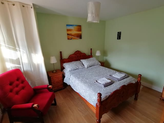 Double room in laurel lodge dublin 15