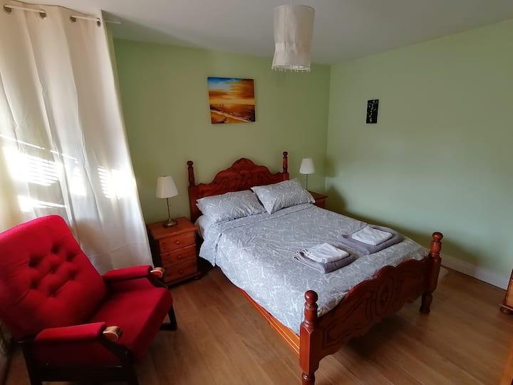 Double room in laurel lodge dublin 15