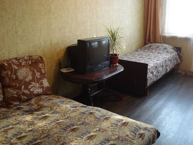 Квартира рядом с центром города - Vladimir - Pis