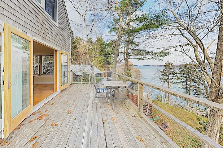 New Listing! Waterfront Hideaway w/ Modern Updates