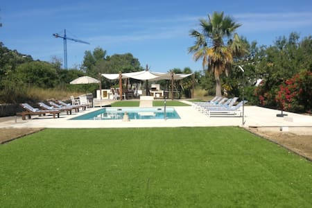 Port d'Andratx Large Villa & Pool up to 20+ people