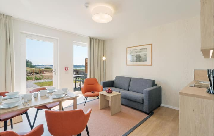 Amazing apartment in Puttbus/Rügen with WiFi and 1 Bedrooms