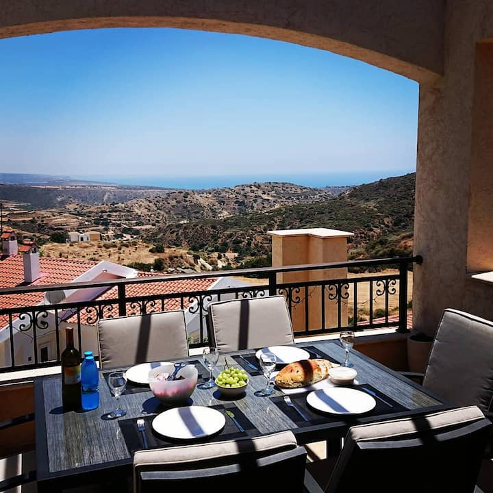 Penthouse Apartment Pissouri