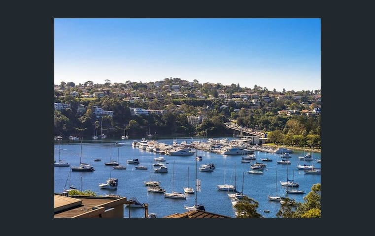 Studio in Mosman, close to beaches and City