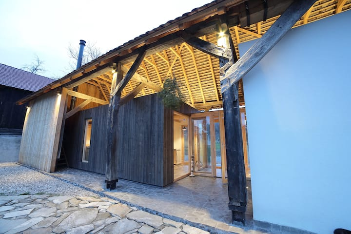 Charming Saxon house in the heart of Transylvania