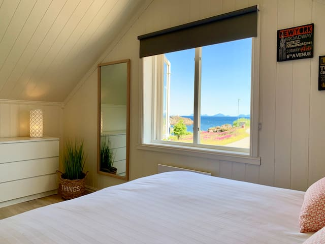NorSpan Lodge - Lofoten with Seaview