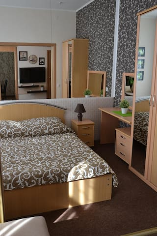 Апартаменты в мини-отеле ЕВРО, г. Мозырь
