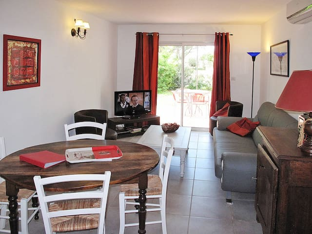 Holiday apartment in Beaucaire