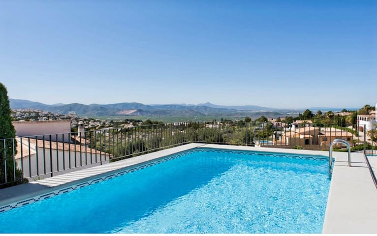 Alta Vista Apartment, Monte Pego - Denia - Daire