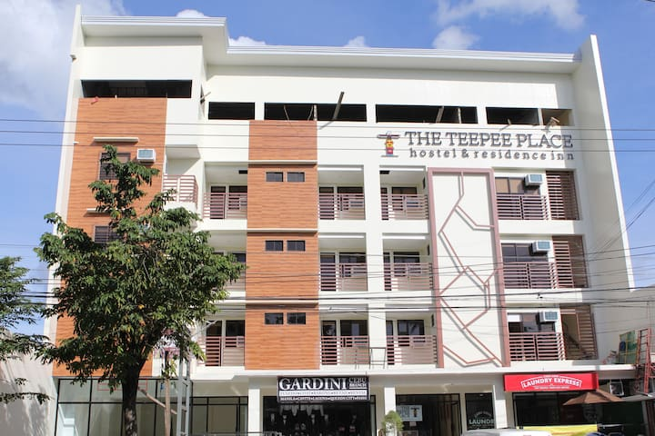 The Teepee Place Hostel and Residence Inn