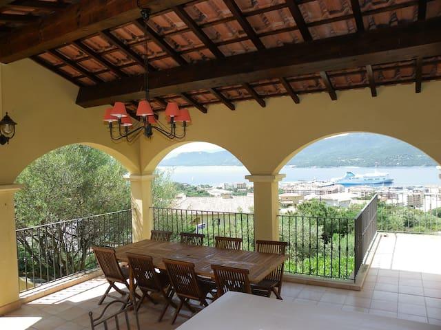 villa les mimosas - Propriano - House
